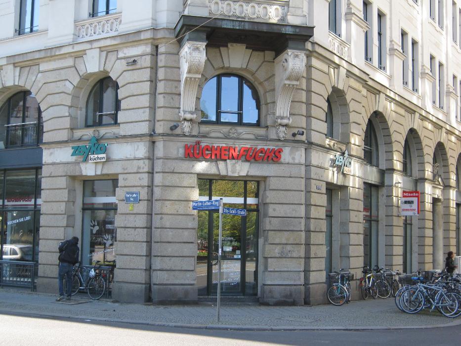 Kuchenfuchs Handels Gmbh Co Kg Leipzig Otto Schill Strasse 1