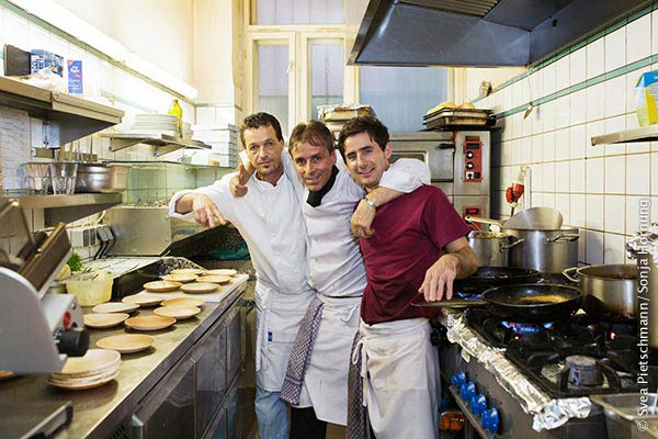 Fotos de Restaurant Machiavelli - Italienisches Restaurant in Mitte - Albrechtstraße