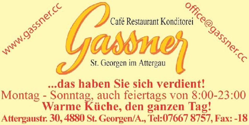 Gassner GmbH & Co KG - Cafe & Konditorei
