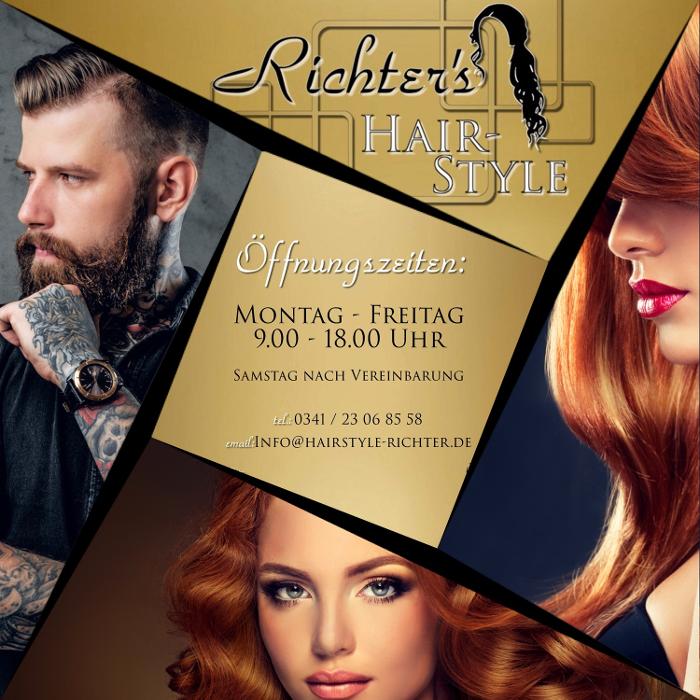 Richters Hair Style In Leipzig Seehausener Allee 30