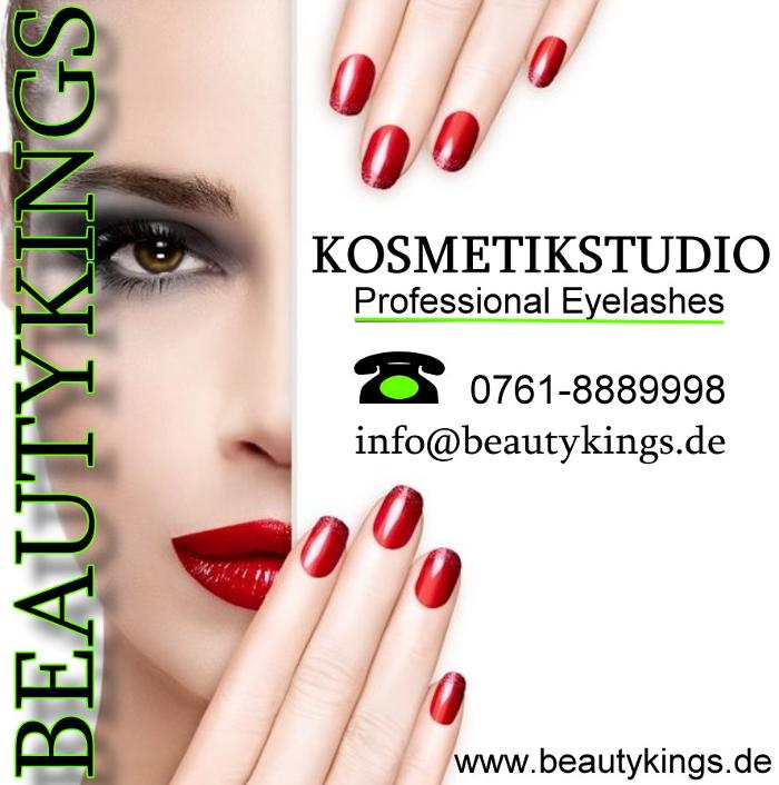 Bild zu Beautykings - Kosmetikstudio & Eyelash Studio in Freiburg im Breisgau