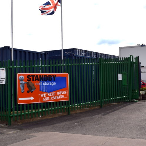 Standby Self Storage Molesey - West Molesey, Surrey KT8 2UZ - 020 8398 3070 | ShowMeLocal.com
