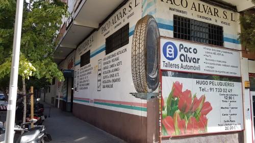 TALLERES PACO ALVAR, S.L.