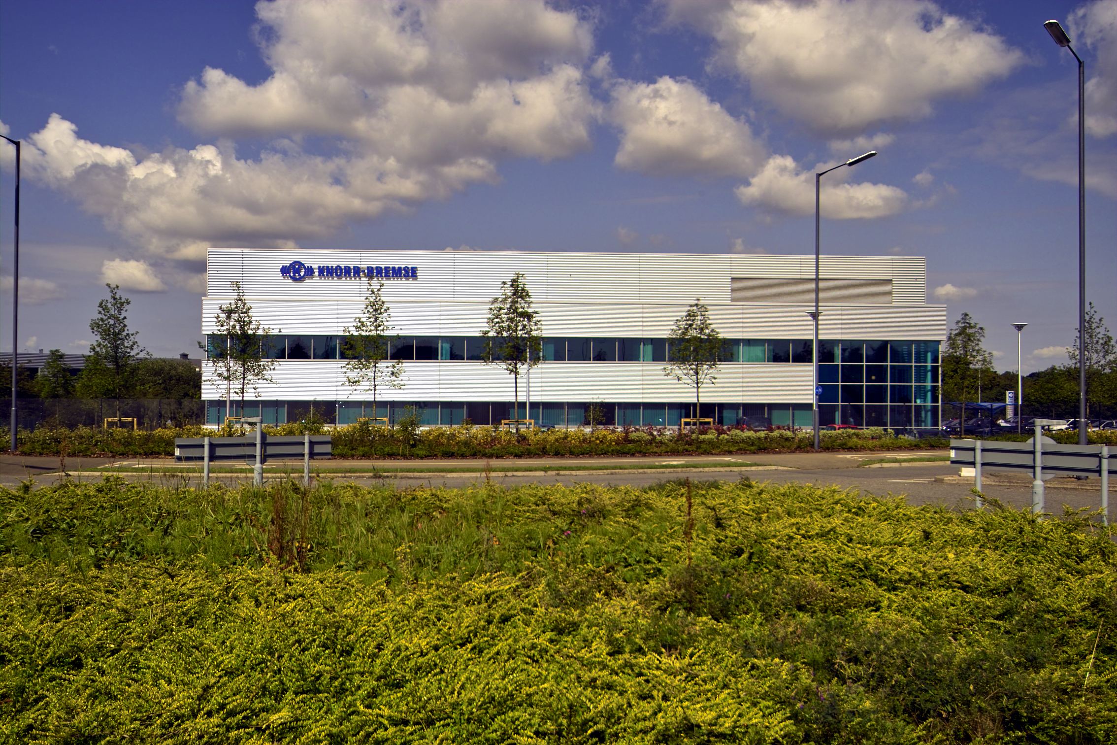 Knorr-Bremse Systems for Commercial Vehicles Ltd.