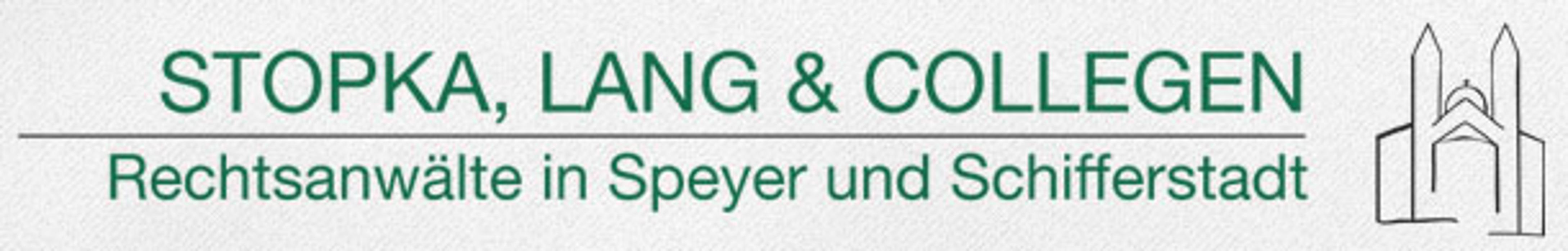 Bild zu Stopka - Lang - Baumann- Geppert Rechtsanwälte in Speyer
