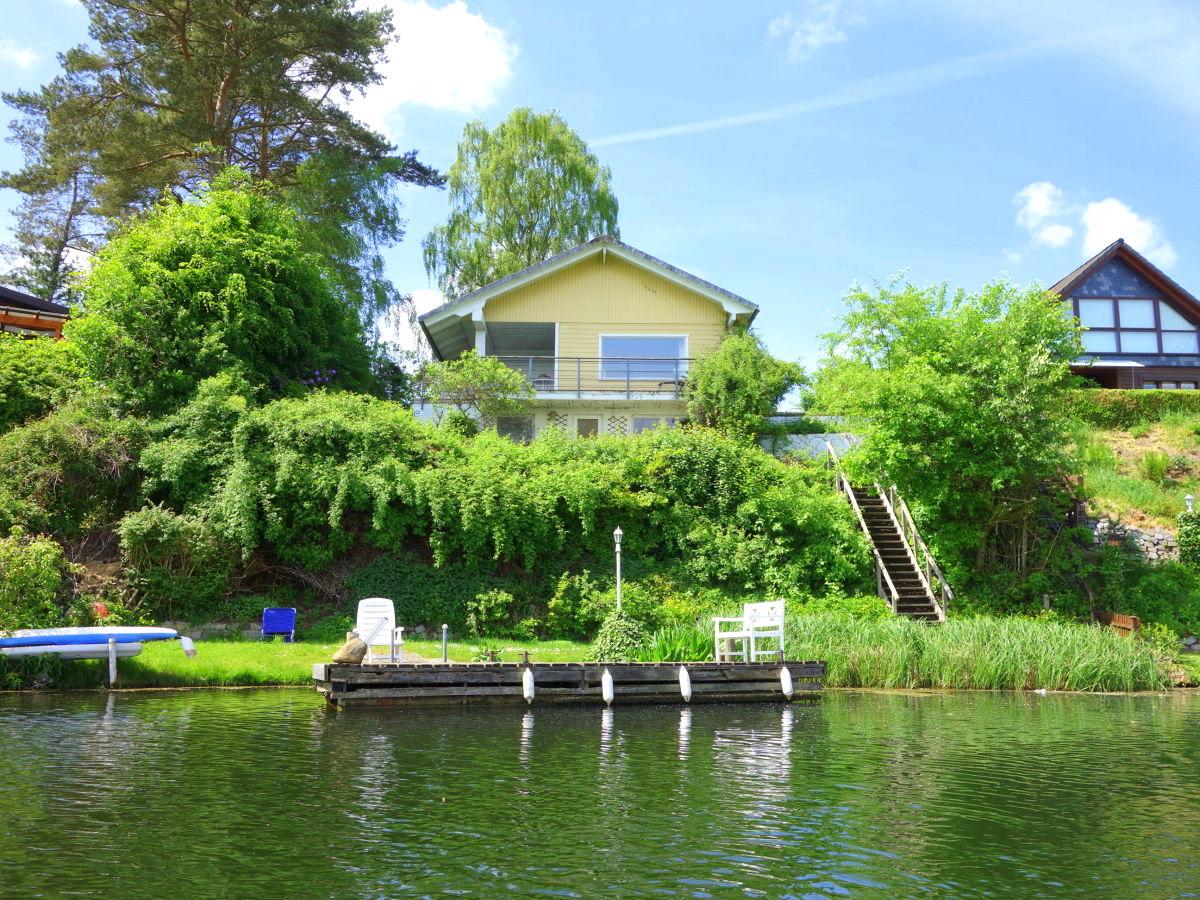 Ferienhaus Peppi - Haus am See