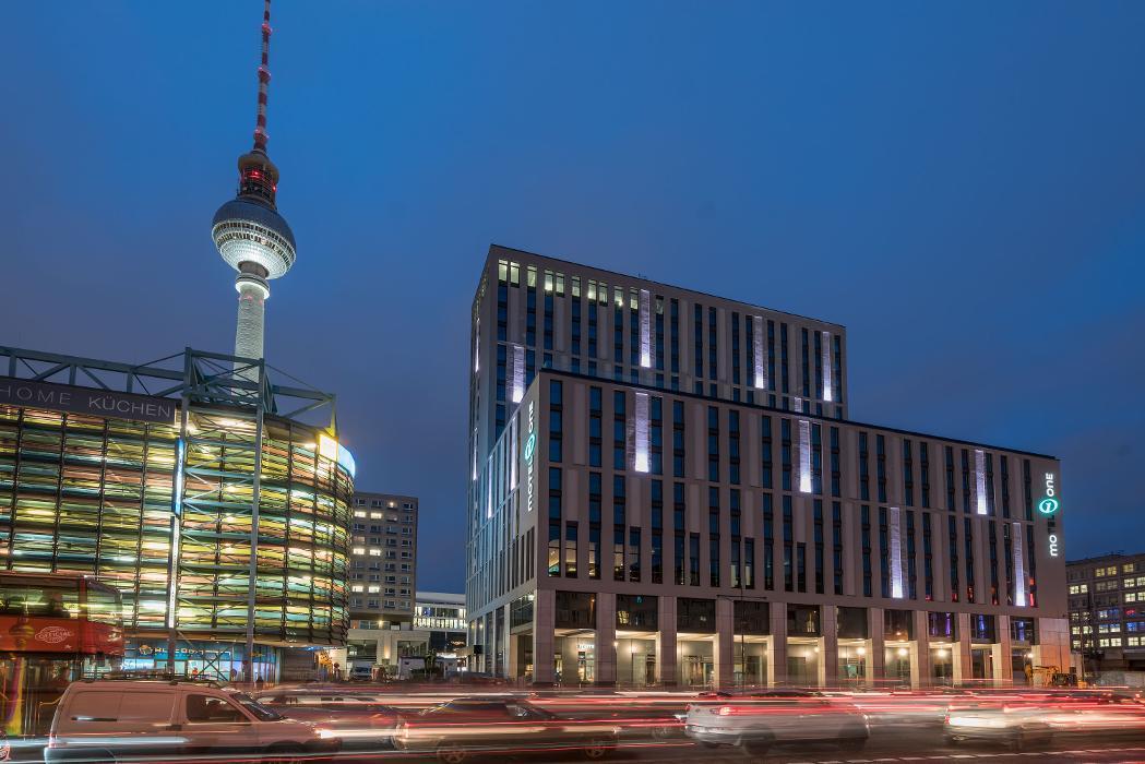 stynamic.alt.text.photo.1 Hotel Motel One Berlin-Alexanderplatz stynamic.alt.text.photo.2 Berlin