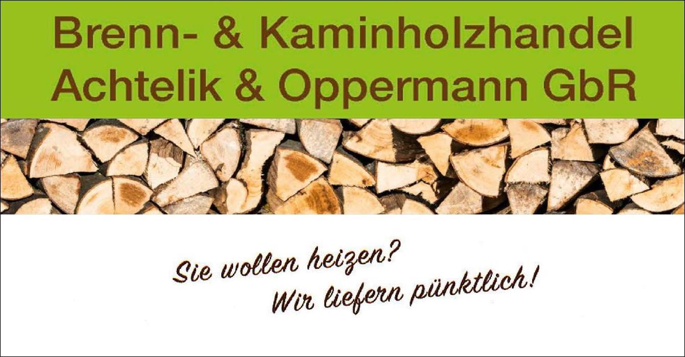 Bild zu Brenn- & Kaminholzhandel Achtelik & Oppermann GbR in Lengede