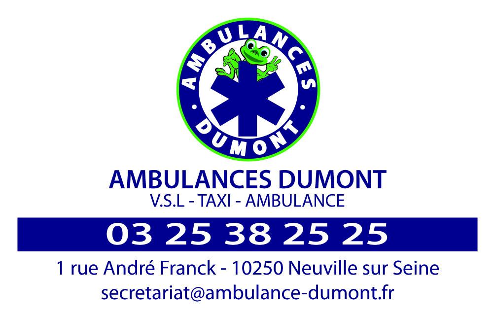 Ambulance Dumont Taxi VSL