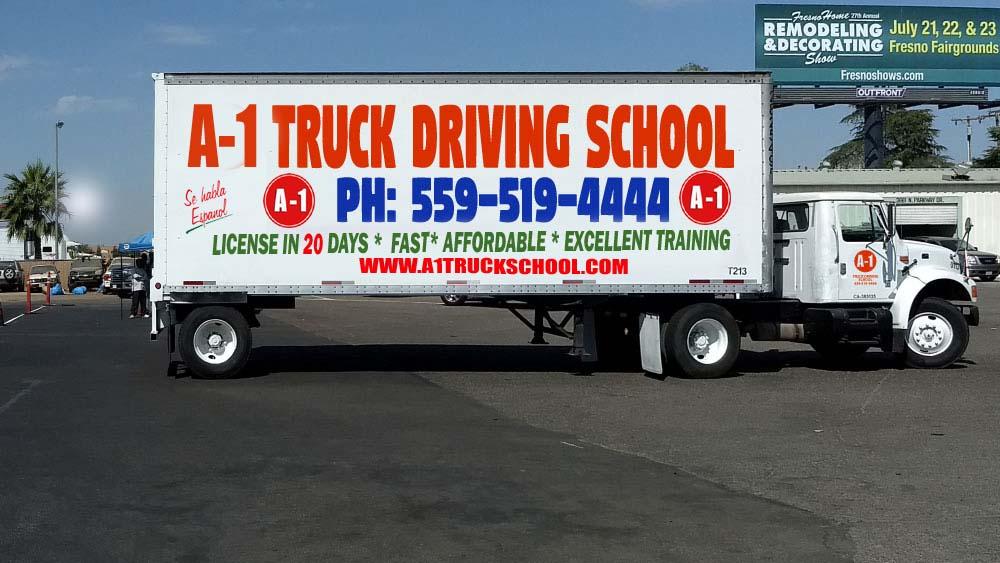 A1 TRUCK DRIVING SCHOOL