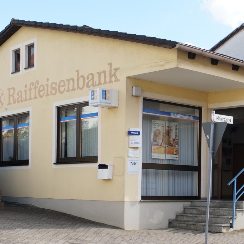 Raiffeisenbank Weißenburg-Gunzenhausen eG, Geschäftsstelle Bieswang