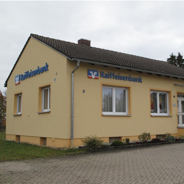 Raiffeisenbank Weißenburg-Gunzenhausen eG, Geschäftsstelle Neudorf