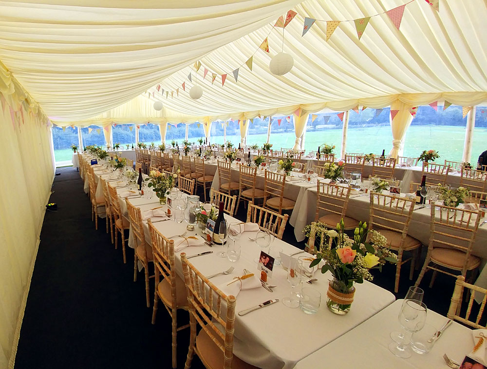 Bay Tree Events - Marquee & Furniture Hire