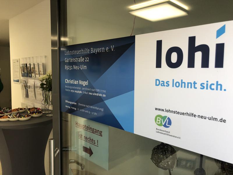 Fotos de Lohi - Lohnsteuerhilfe Bayern e. V. Neu-Ulm