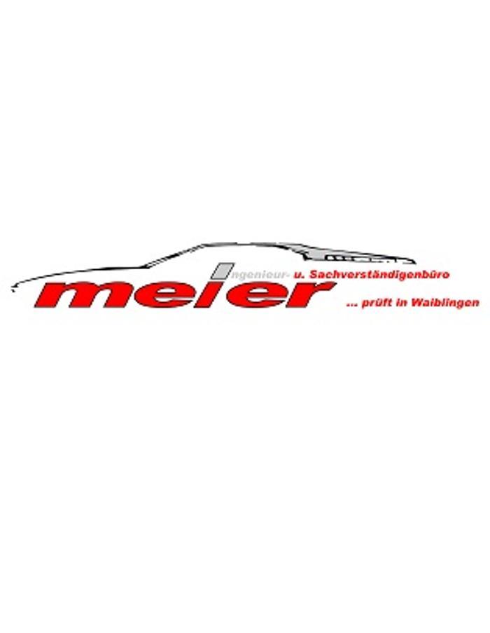 Bild zu Ingenieur-u. Sachverständigenbüro St. Meier in Waiblingen