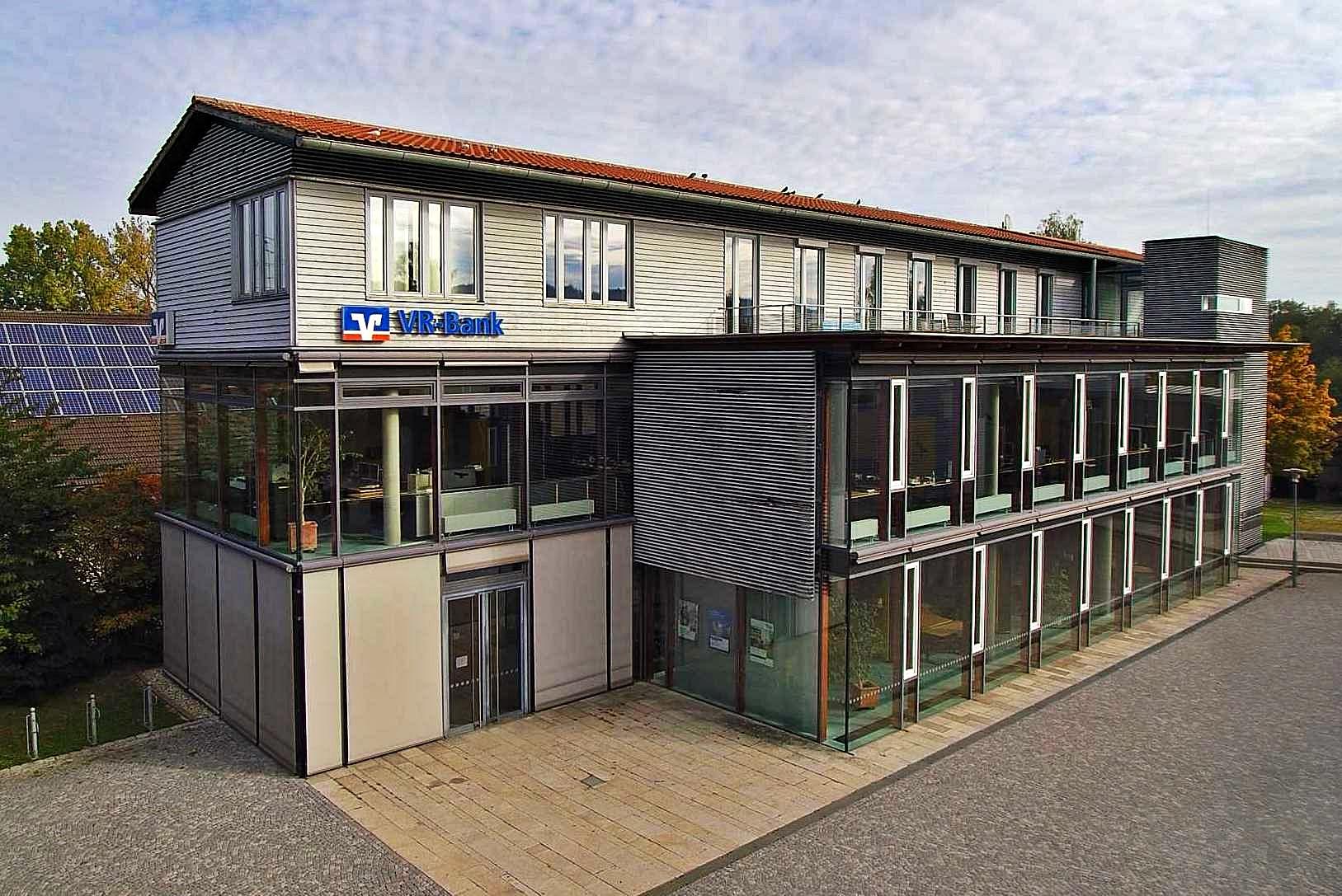 VR-Bank Erding eG - Geschäftsstelle Lengdorf