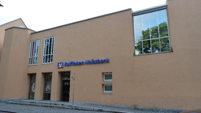 VR-Bank Erding eG - Geschäftsstelle Isen