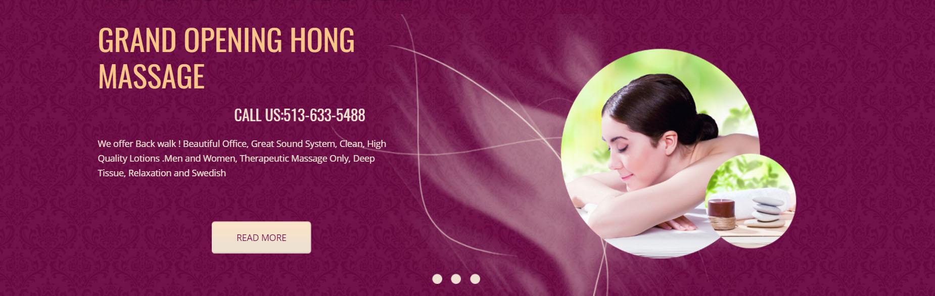Hong Kong Massage - Cincinnati, OH 45227 - (513)633-5488   ShowMeLocal.com