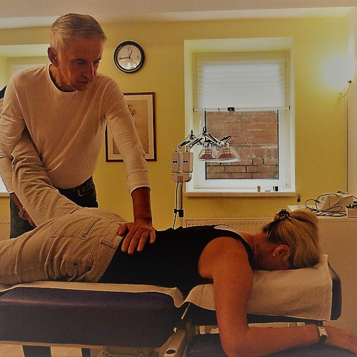 Bild zu Praxis Vitalplus Heilpraktiker Andrzej Jarzebowski Schmerztherapie Naturheilverfahren in Gorleben