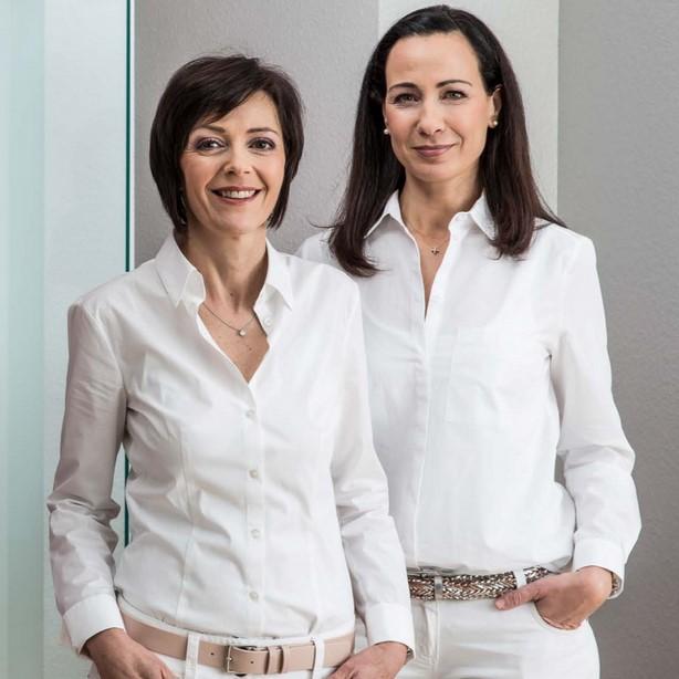 Dr. Brigitte Hartmann & Heike Schellberg
