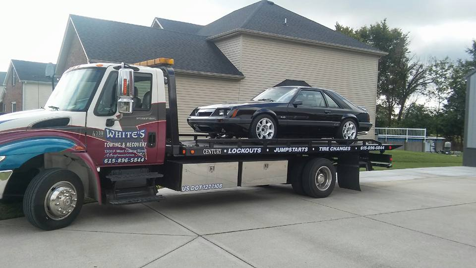 White's Towing and Recovery