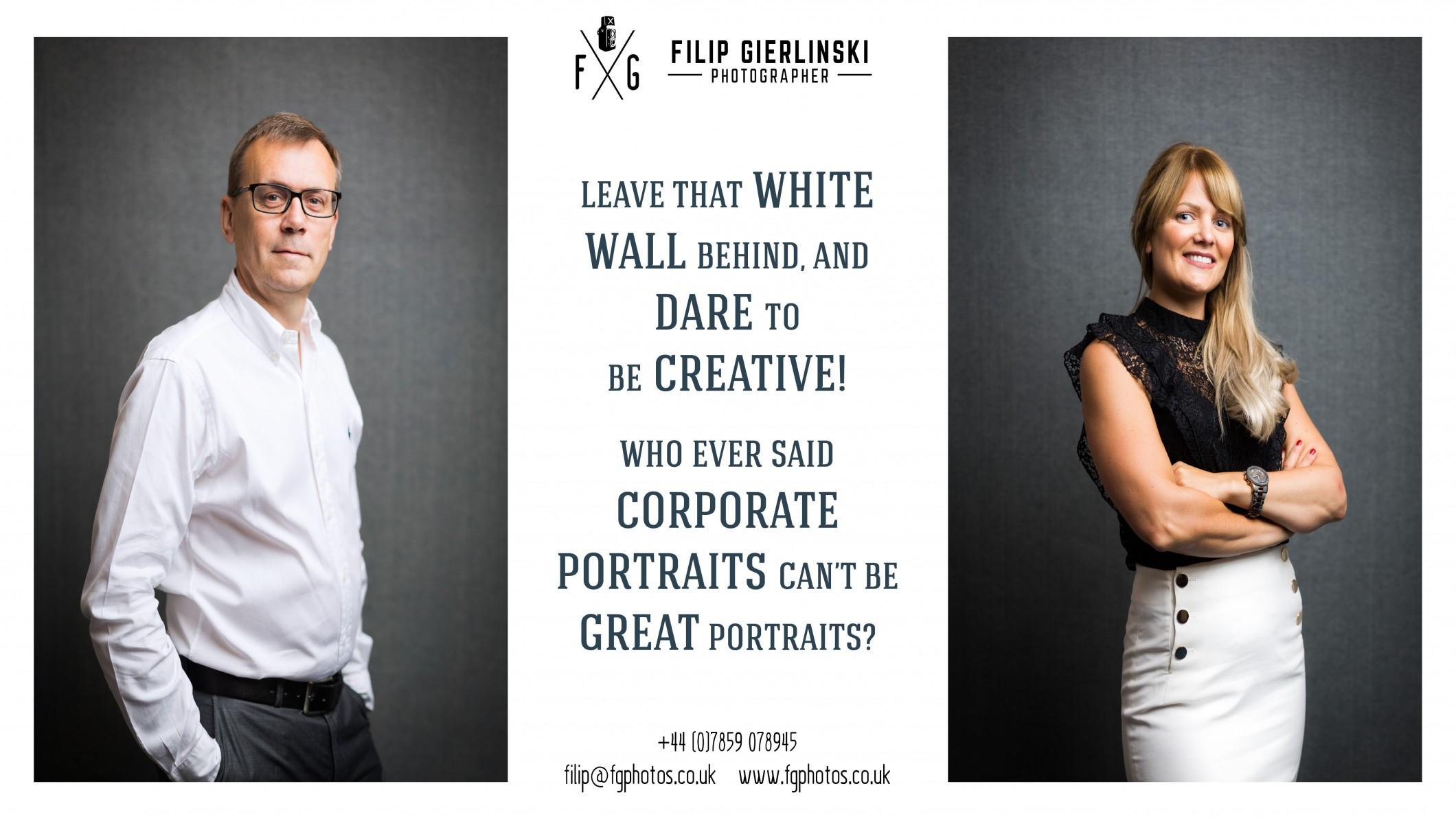 Corporate Portrait Photographer