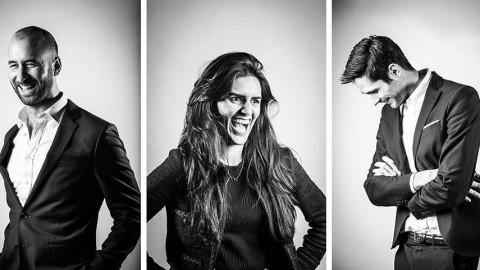 Corporate Portraits London
