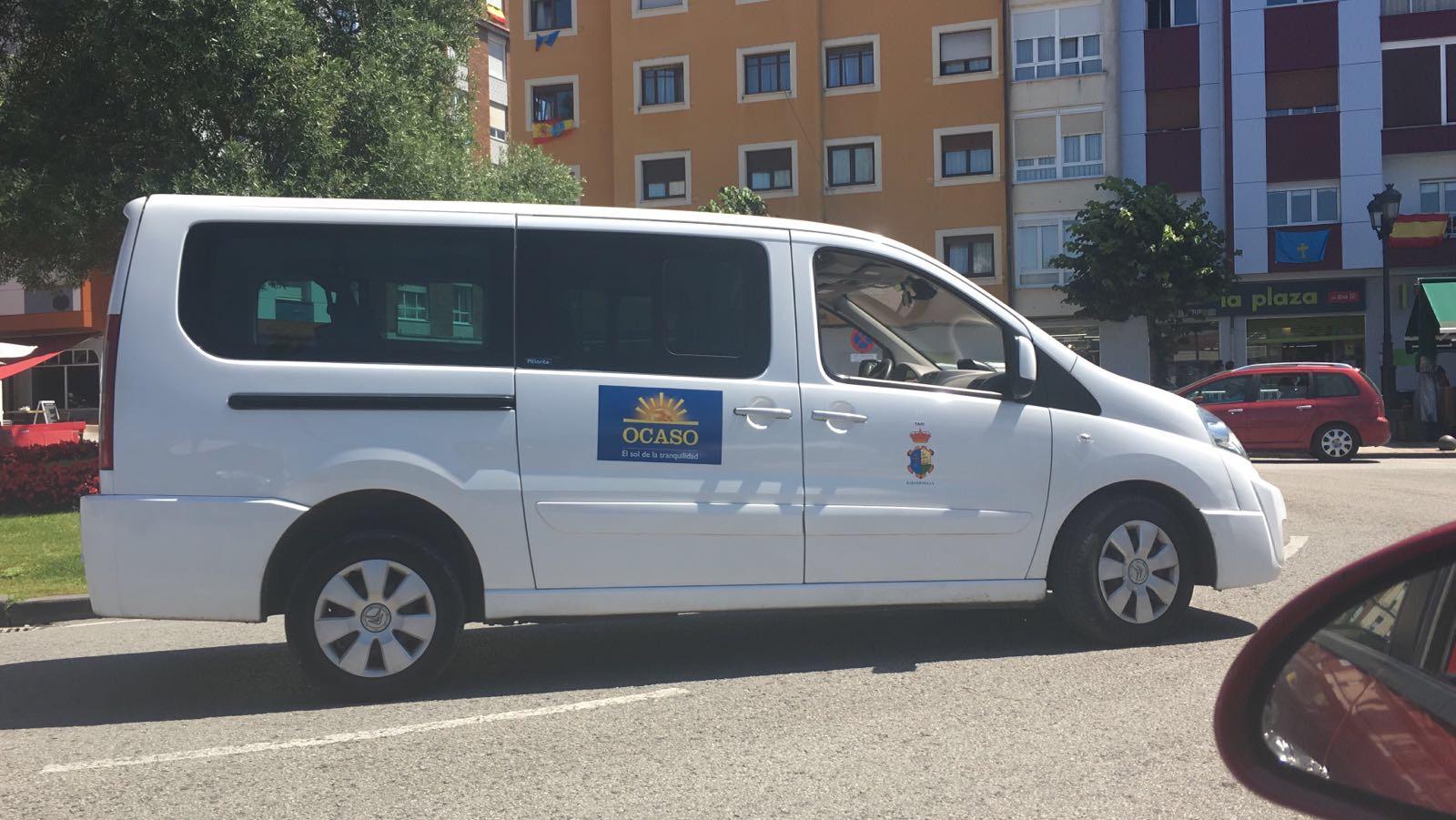 Riosellana del Taxi S.Coop. Astur