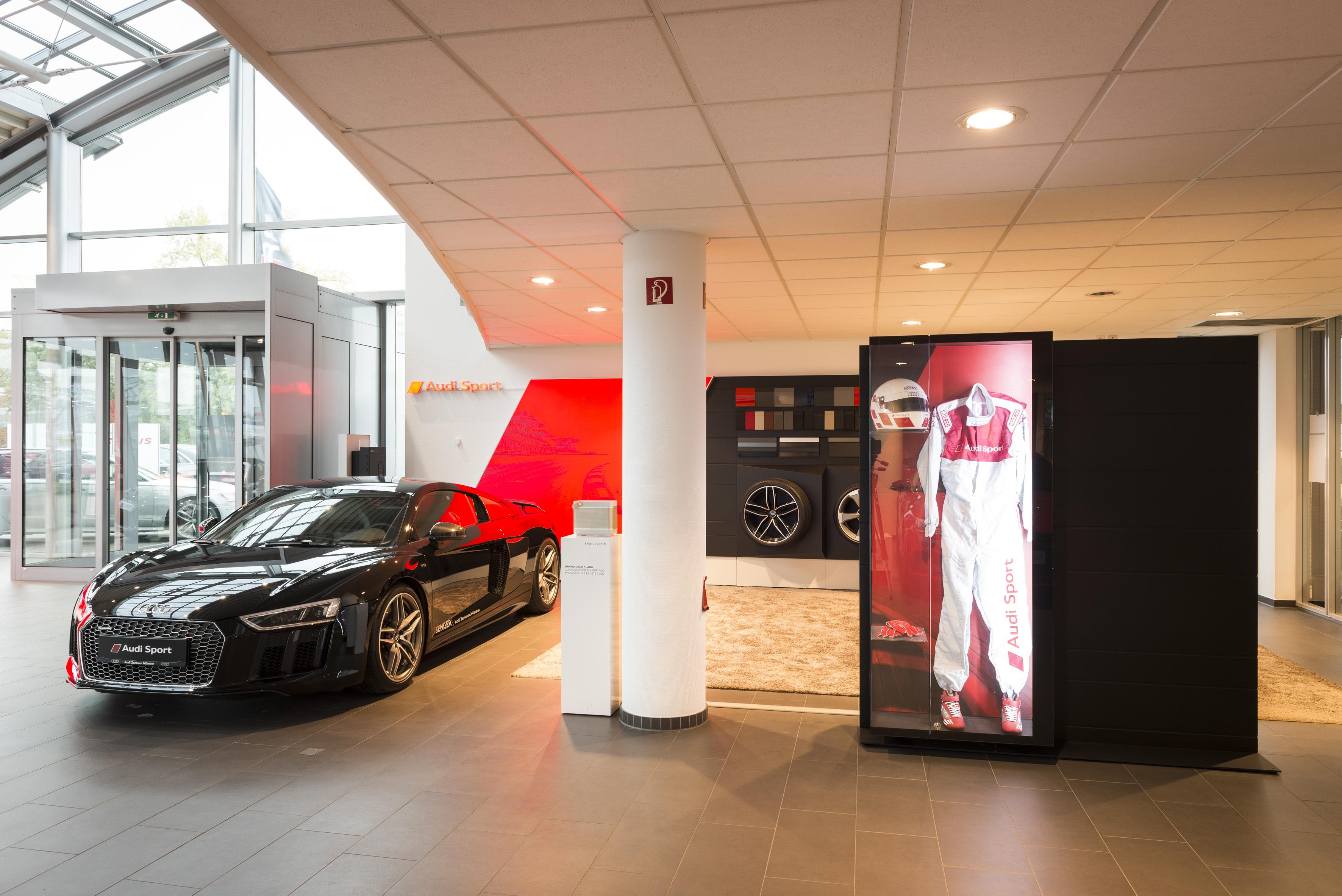 Senger AZ Münster GmbH | Audi Zentrum Münster