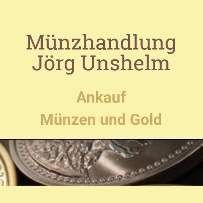 Bild zu Münzhandlung Jörg Unshelm in Leichlingen im Rheinland