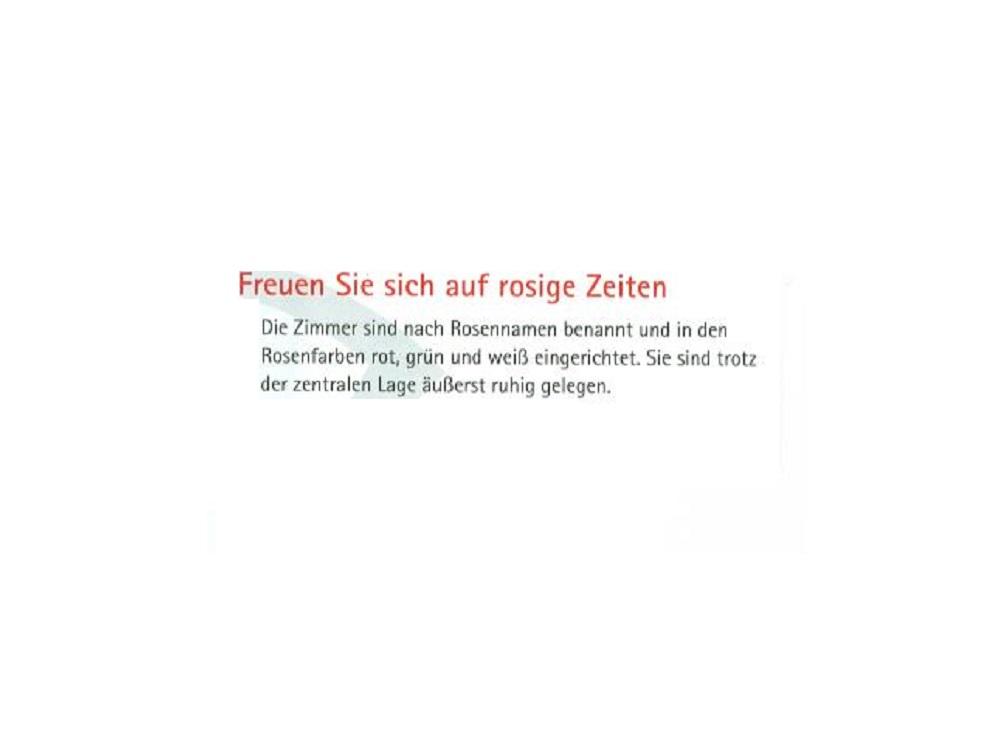 Gasthof Rose, Inh. Rosemarie Merten