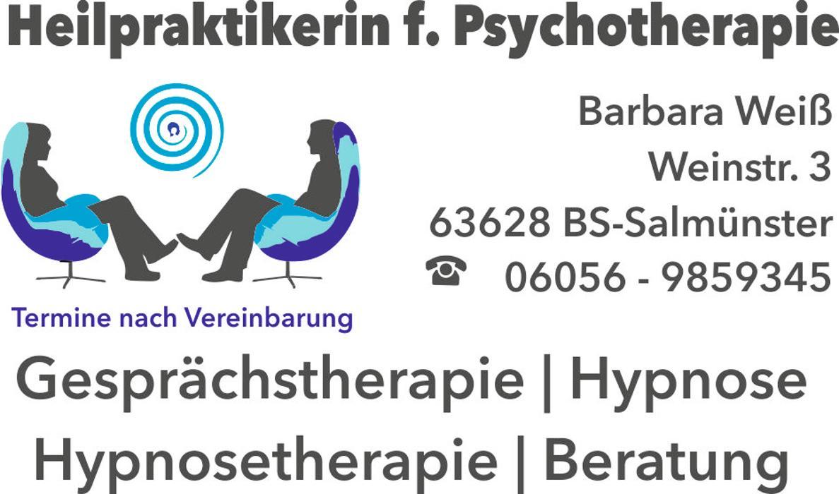 Bild zu Heilpraktikerin für Psychotherapie in Bad Soden Salmünster