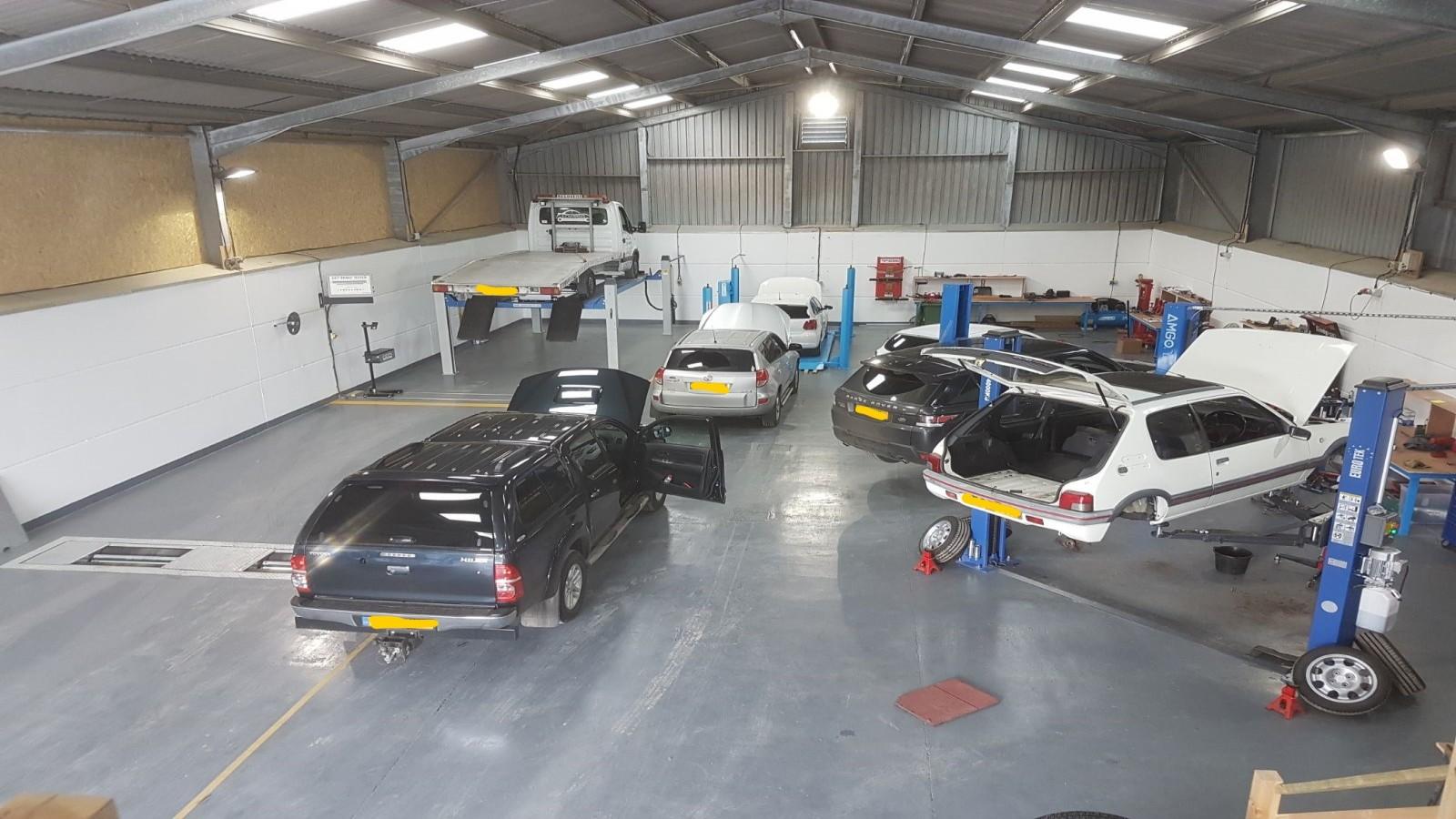 Edwards Vehicle Services Ltd