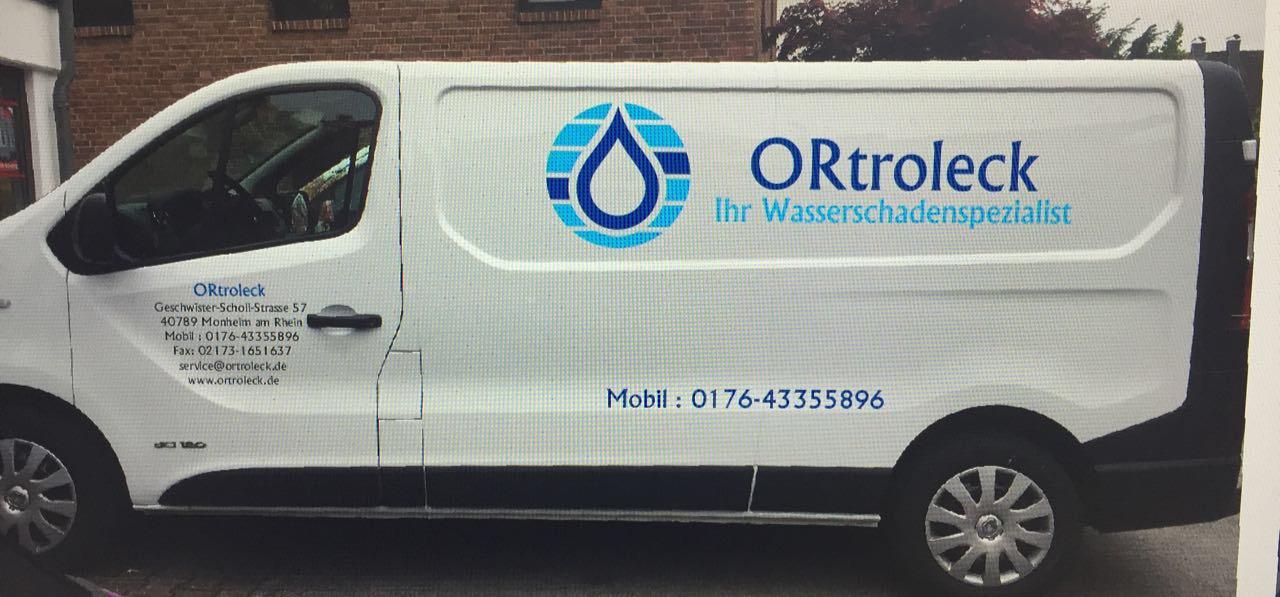 Ortroleck Wasserschadensanierung