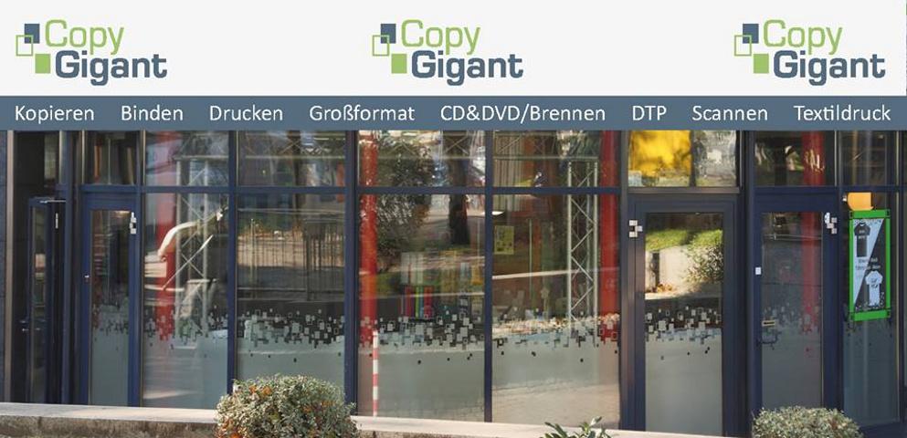 Copy Gigant Inh. Stephan Künkel