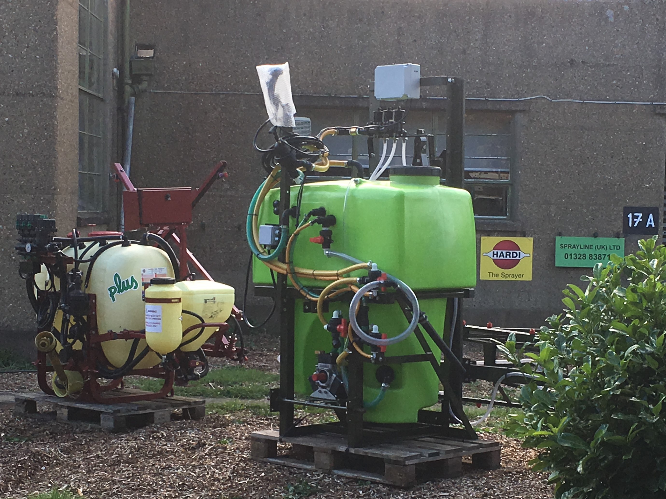 Sprayline (UK) Ltd