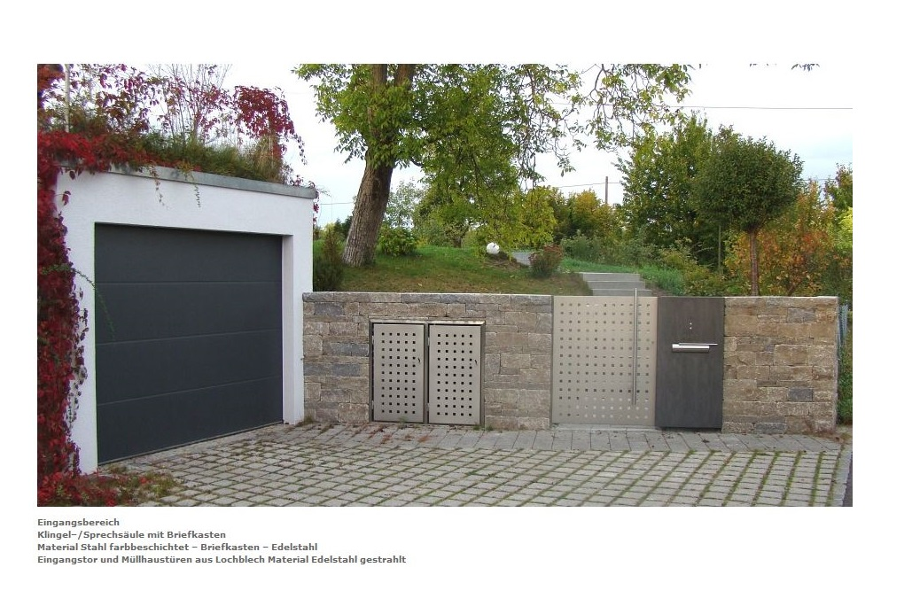 Jochen Claß GmbH Schlosserei, Stahlbau