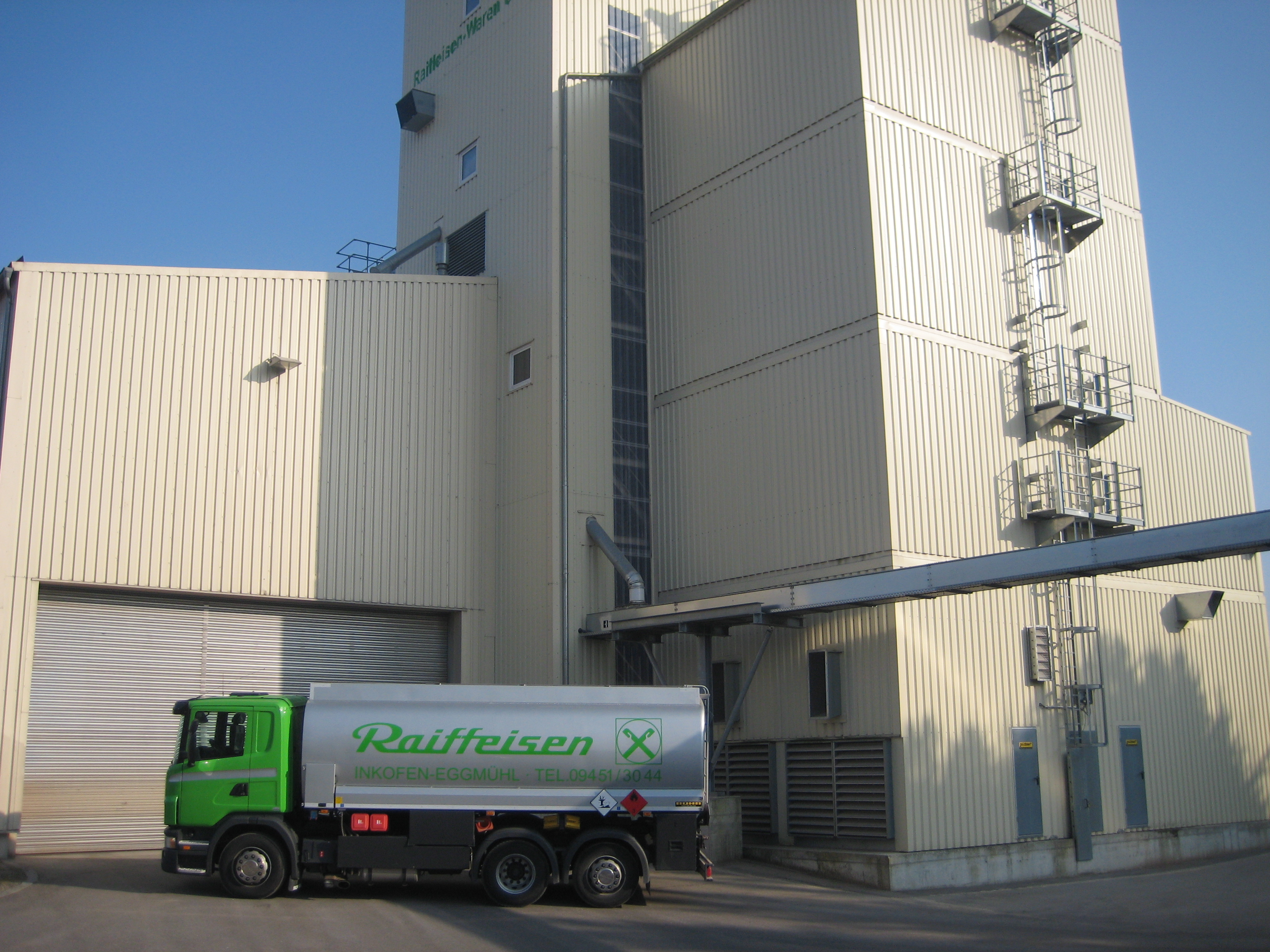 Raiffeisen-Waren GmbH Inkofen-Eggmühl