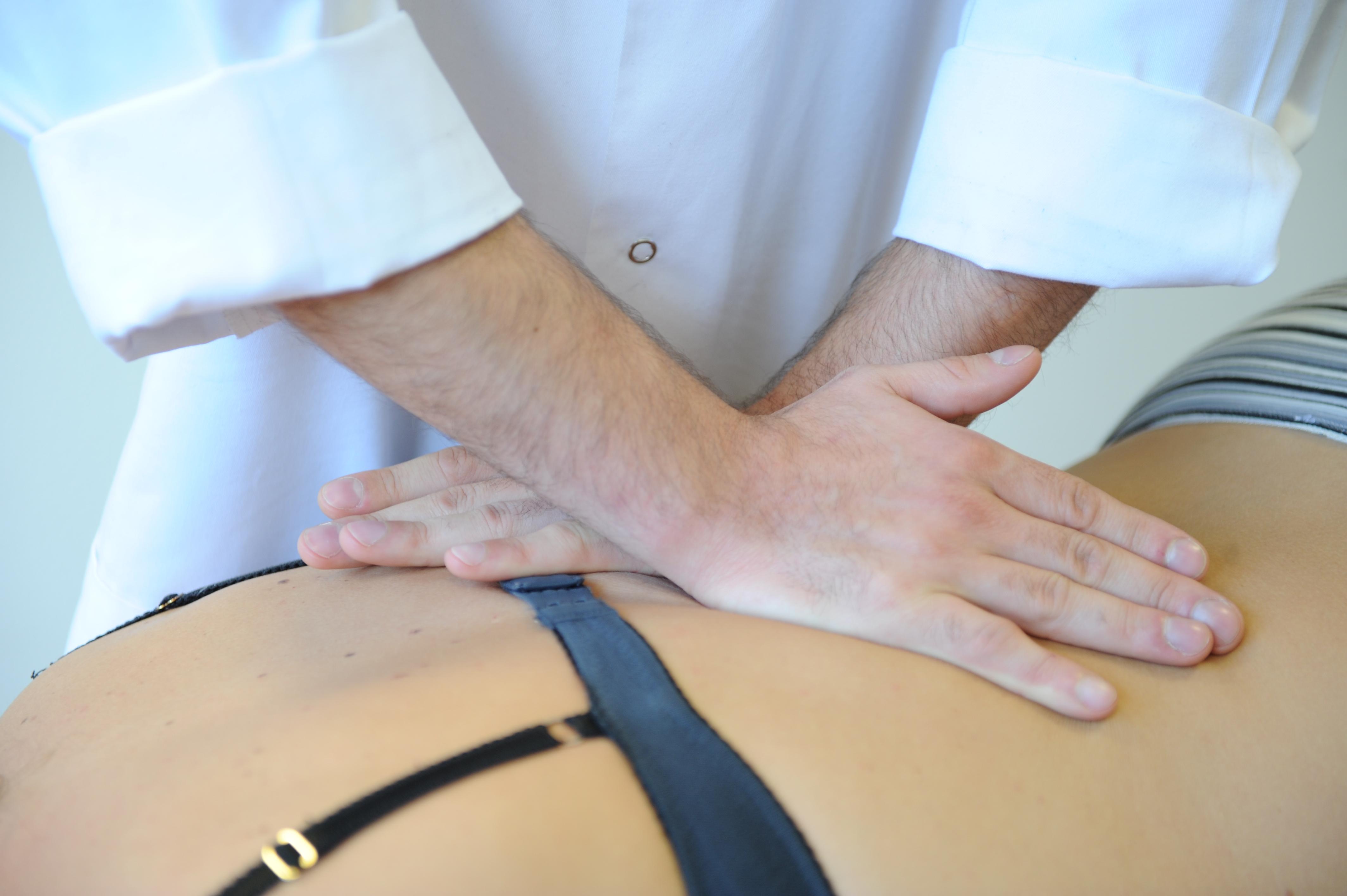 David TEISSIER Ostéopathe D.O.