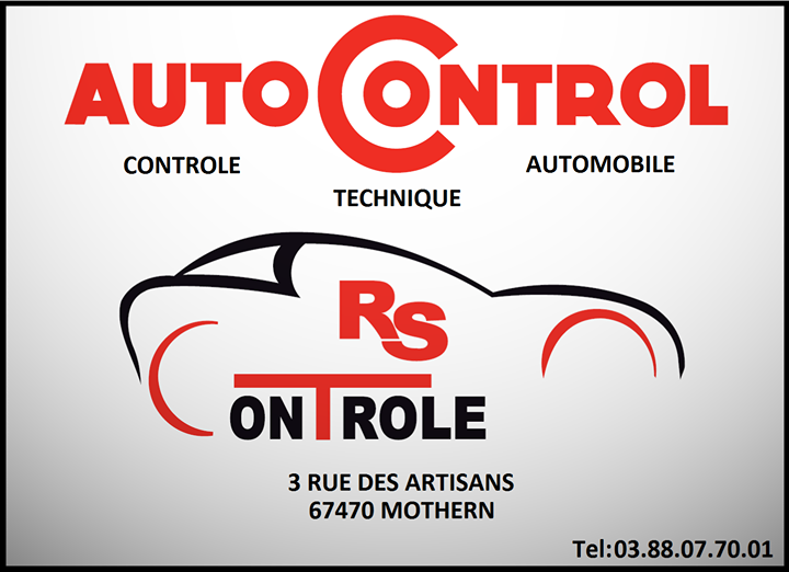 RS CONTROLE - AUTO CONTROL MOTHERN