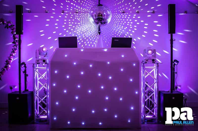 DJ Paul Allen Wedding Services