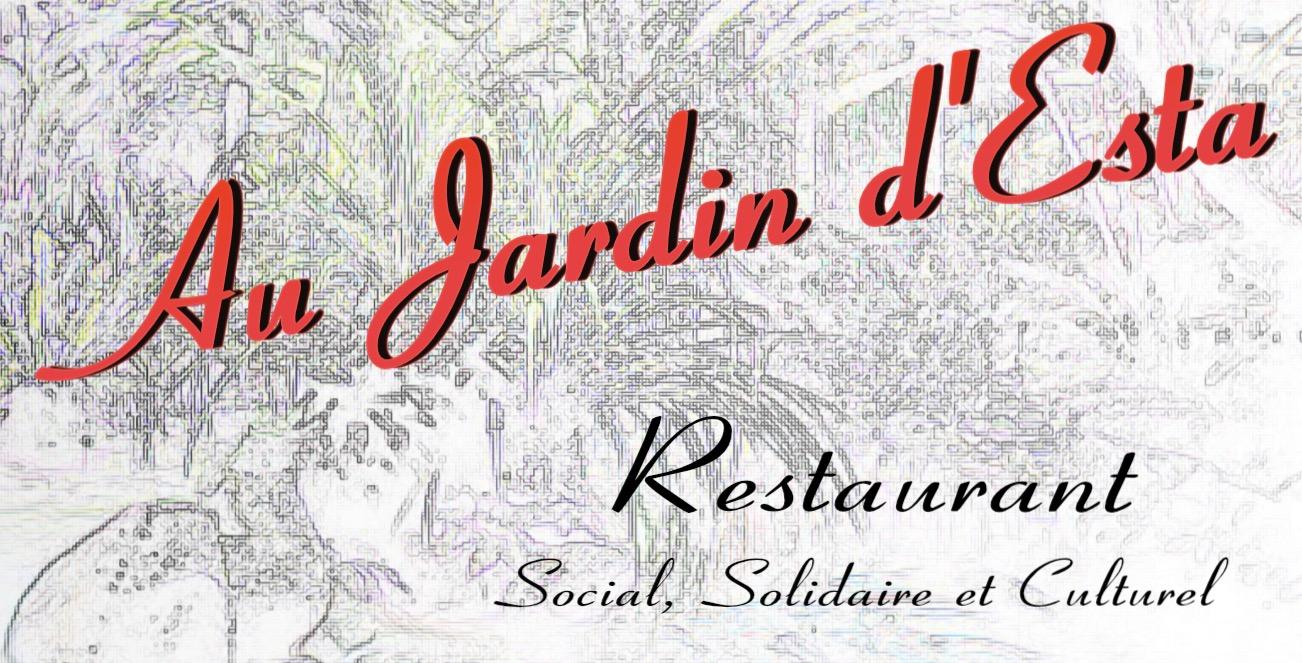 Au Jardin d'Esta Restaurant français