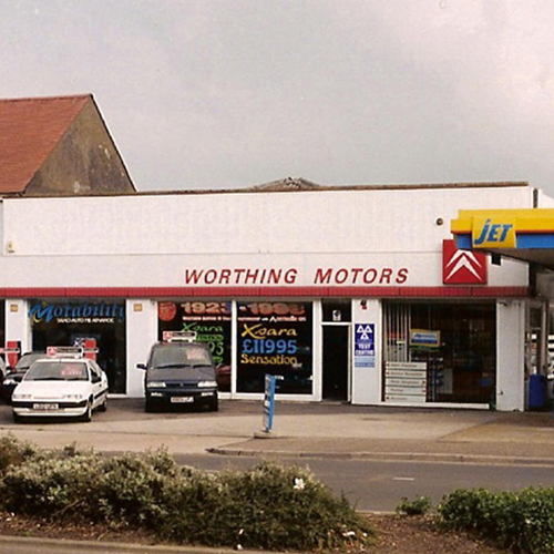 Worthing Motors Ltd - Worthing, West Sussex BN14 8AQ - 01903 204531 | ShowMeLocal.com