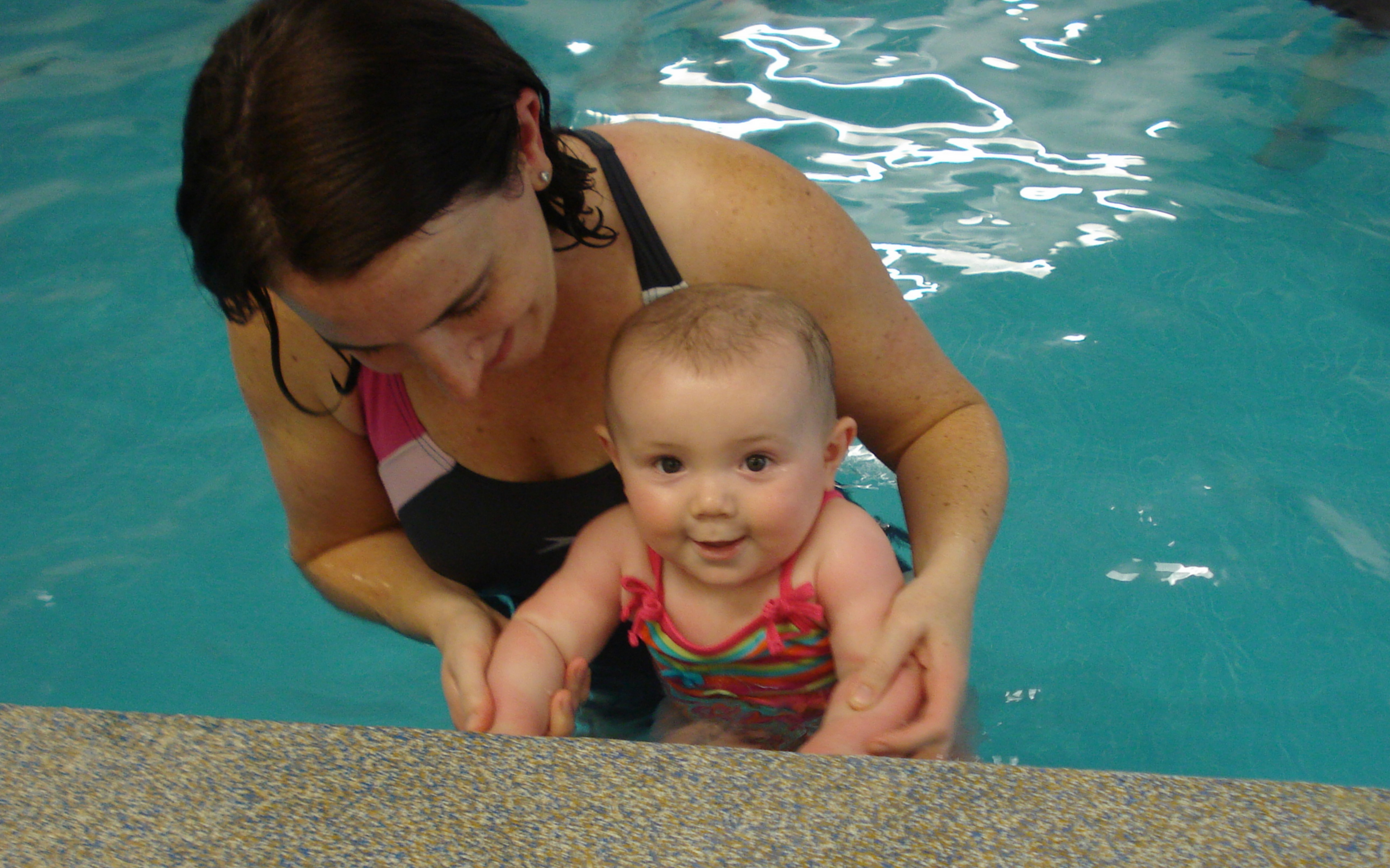 Little Ripples Baby and Toddler swimming in Rugby and Coventry