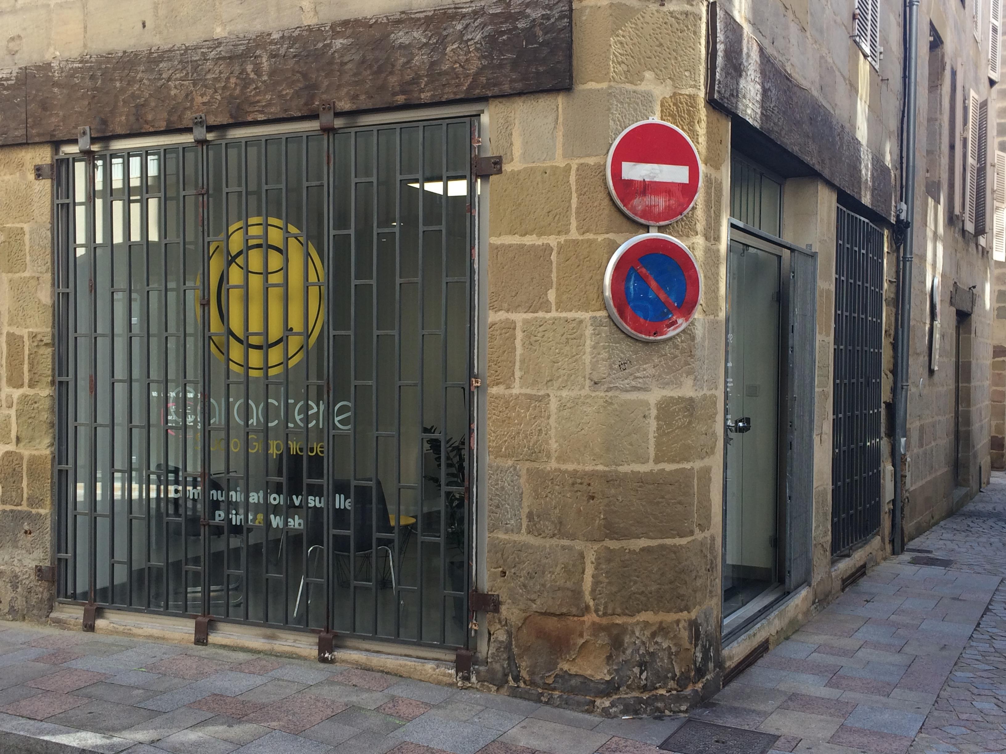 Caractère Studio Graphique
