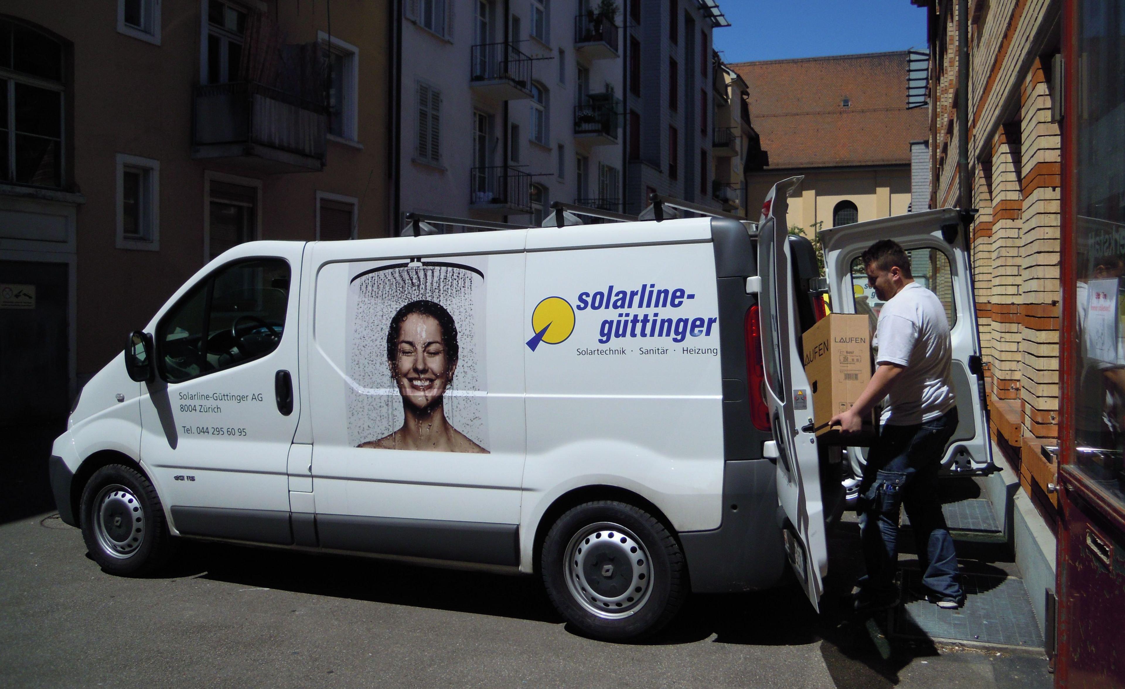 Solarline-Güttinger AG