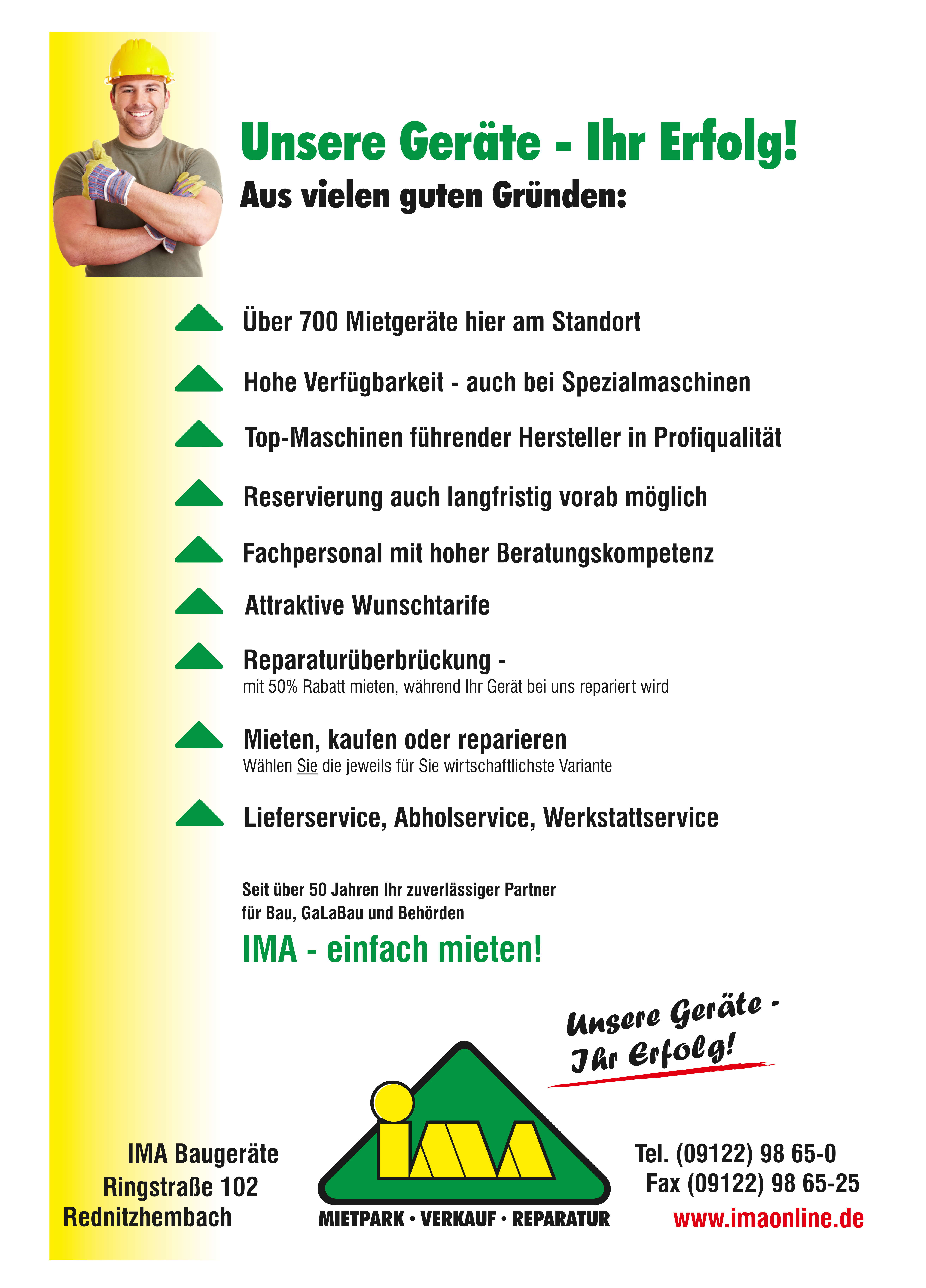 IMA Industriemaschinen u. Geräte GmbH