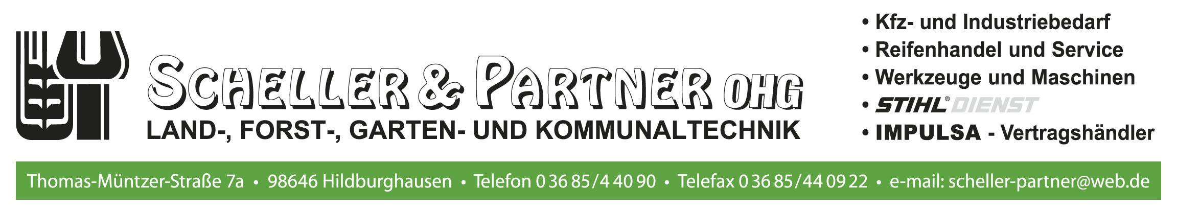 Scheller & Partner OHG