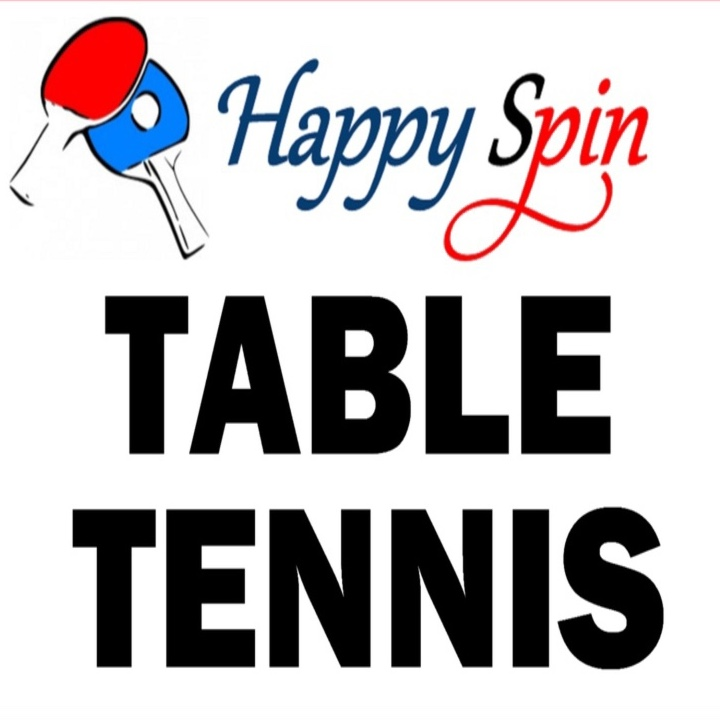 Happy Spin Table Tennis