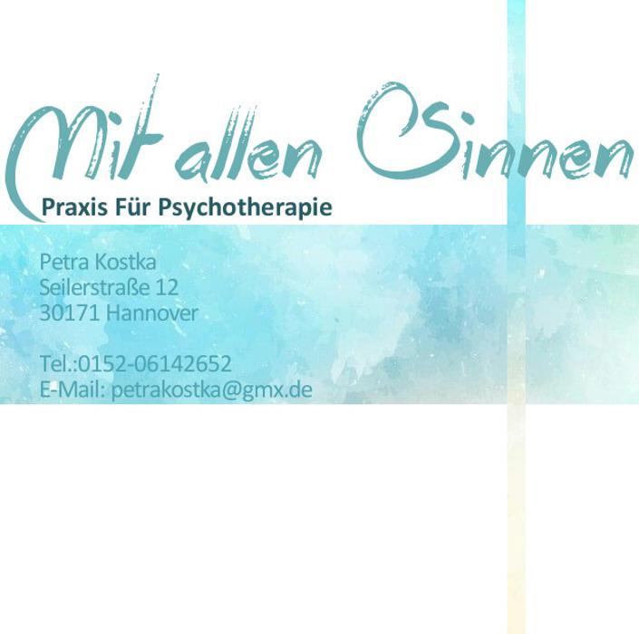 Bild zu Mit allen Sinnen Praxis für Psychotherapie Petra Kostka in Hannover